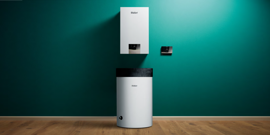 Vaillant ecoTEC exclusive VU 25CS/1-7 + VIH R 120 A+