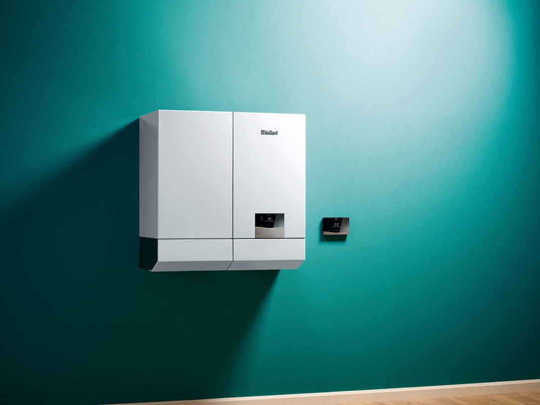 Vaillant ecoTEC exclusive VU 20CS/1-7 + VIH Q 75 B