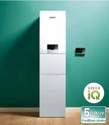 Vaillant ecoTEC exclusive VU 25CS/1-7 + VIH Q 75 B