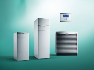Vaillant flexoCOMPACT exclusive VWF 118/4 vzduch - voda
