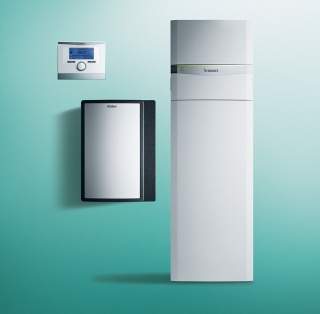 Zostava Vaillant flexoCOMPACT exclusive VWF 118/4 voda - voda